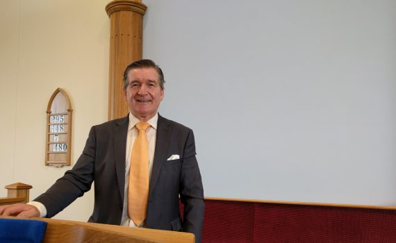 Carryduff Free Presbyterian Church – LORD, it is nothing