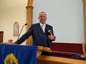 Rev. Geoffrey Abraham